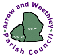 Arrow and Weethley parish Council